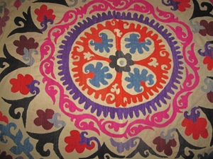 Picture for category Old Suzani Embroidery