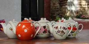 Picture for category Uzbek Teapots