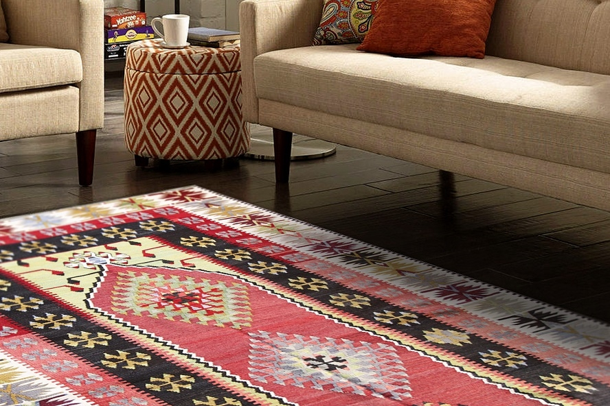 Ernemet Carpet Kilim