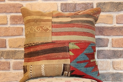 Picture of PATCHWORK PILLOW