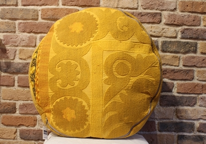 Picture of Vintage Suzani Pouf
